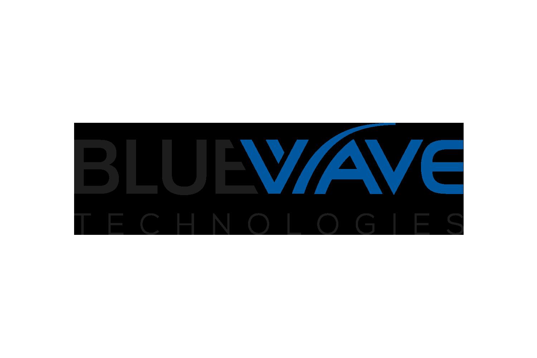 Logo service BlueWave Technologies