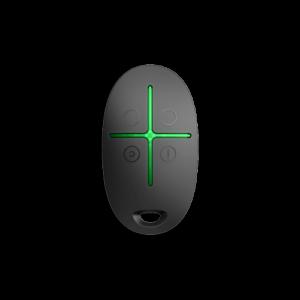 Telecommande Noire Alarme Serenite 24h24 Securite
